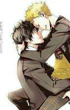 Something about him - Persona 5 Akira x Ryuji by ryujiryuzaki