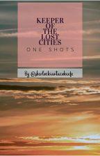 KOTLC One Shots by sherlockiantacokeefe