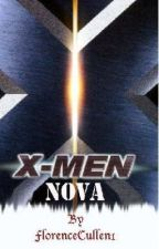 X men - Nova by CurrentlyCrimson