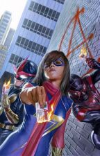 Avengers: The New Frontier by ElizaHmailFan