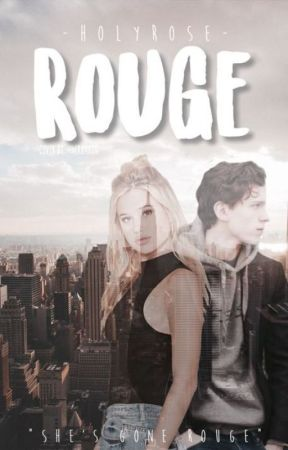 Rogue ▸ Peter Parker [1] by chanelvibes-