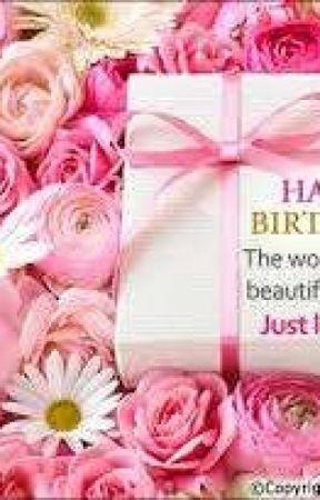 Happy birthday by Surajlover