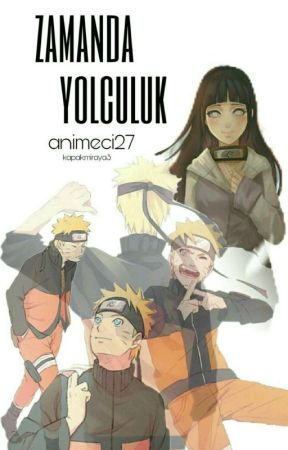 ZAMANDA YOLCULUK by animeci27