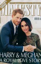 Prince Harry & Meghan Markle #RoyalRebels  #RoyalWedding #Multimedia by AthenaShakespeare