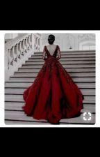 The Lady in Red  by liitlegirlssecrets
