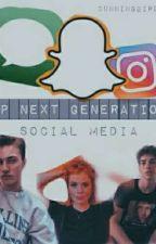 Social Media || HP Next Gen by niallershipz