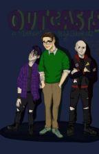 """""""OUTCASTS"""" - a Gotham High School AU by Jo-tells-stories"""