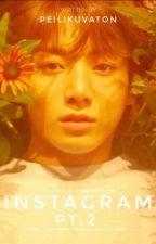 Instagram pt. 2 ➳ yoonmin by peilikuvaton