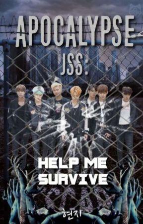Apocalypse JSS: Help Me Survive | 방탄 소년단 x 찬열 (엑소) x 갓세븐 x Y/N by taekookies979532