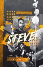 S T E V E | graphics portfolio by underwatt