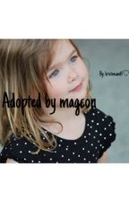 Adopted by magcon by Tribalxluke
