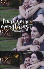 Tears over everything :: malum  by _WATERPARKS_
