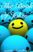 The Book of Jokes by numberone_redhead