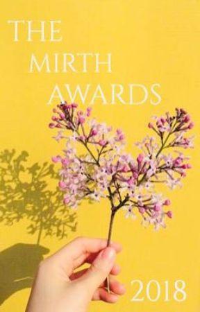 THE MIRTH AWARDS 2018 by mirthawards2018