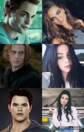 The werewolves and werecoyote for the 3 vampires (Teen Wolf
