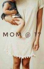 Mom @ 17 by MsFiddlerCrab