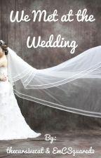 We Met at the Wedding by thecursivecat