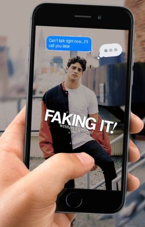 Faking It ↪Tom Holland by danclngqueen