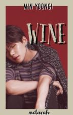 WINE • Min Yoongi by mclarah