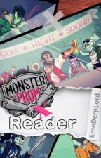 Monster Prom x Reader One-Shots by EmoDerpLord