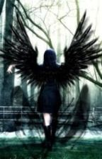 The Black Angel(not edited) by The-werewolf-girl