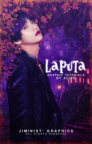 laputa || graphic tutorials