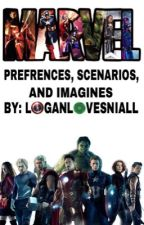 MARVEL | Marvel Preferences, Scenarios, and Imagines by loganlovesniall