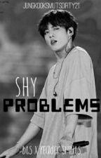 Jungkook (shy problems) by jungkooksmutsdirty21