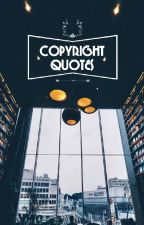 Copyright Quotes by brownquill