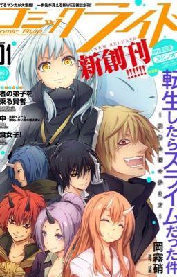 Đọc truyện tensei shitara slime datta ken