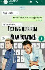 Texting with him |Niam Horayne| by GabkaDrozdik