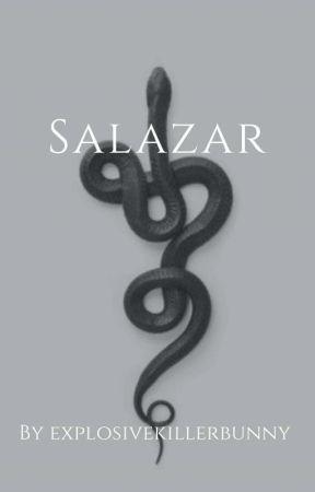 Salazar [Golden Trio Era]  by starryhazed-