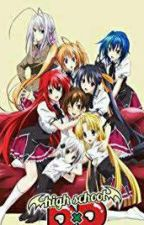 Highschool dxd x Male Reader:The Dragons of Life and Death by MaLeSaCa