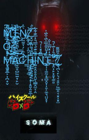 Men Or Machine by Robokiller212