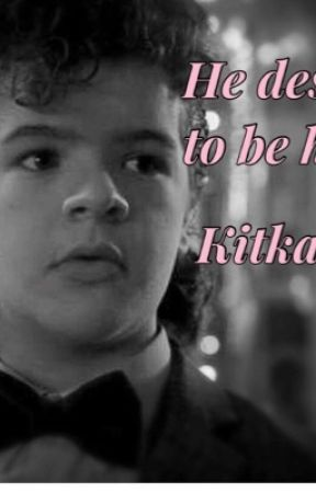 He deserves to be happy // Dustin Henderson  by kitkatzoo2