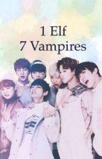 1 elf  7 vampires by yukisanne
