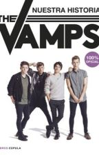 The Vamps: Nuestra historia by someonee_20