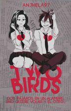 Two birds [KiriMomo] by anjhela97