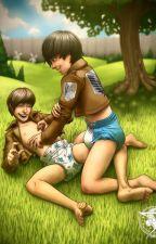 Luke and Jack by TB1426