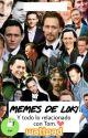 Memes de Loki y todo lo relacionado con Tom.  by sMaria1300
