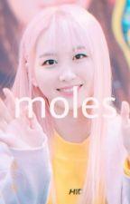 moles; changki by jupiterjaem