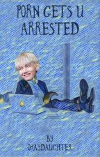 Porn gets you arrested | Kim Taehyung by okaydaughter