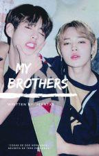 Mis hermanos ·· VMin & Tú. by JexnTxe