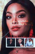 Everything About Rob » Rob Kardashian & Mehgan James Fanfiction  by adoreesun