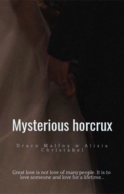 [HP] Mysterious horcrux