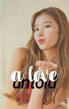 A Love Untold || Sakook ff by lemonade_brrr