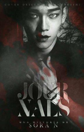 Journals • [Die] • Chen by ValeKkaebsong