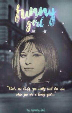 Funny Girl by sydney-666