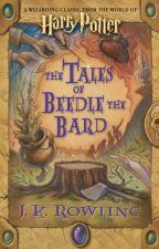Los Cuentos de Beedle el Bardo.   J.K. Rowling. by harryx_potter