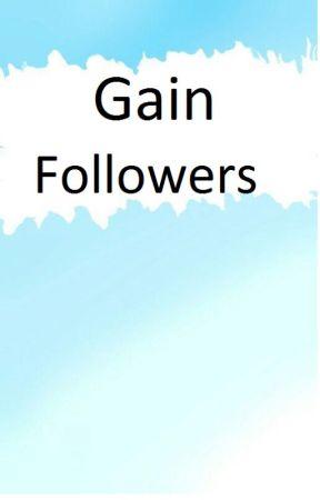 Gain Followers by 4D_Alien_KimTaehyung